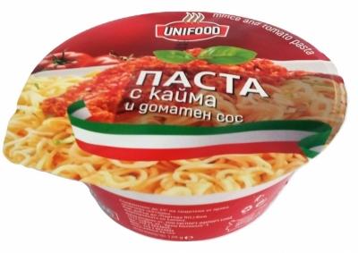 Готова Паста с кайма и доматен сос
