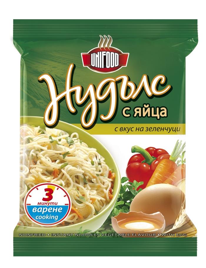 Сушени спагети